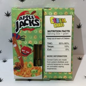 Buy Apple Jack Cartridge Online
